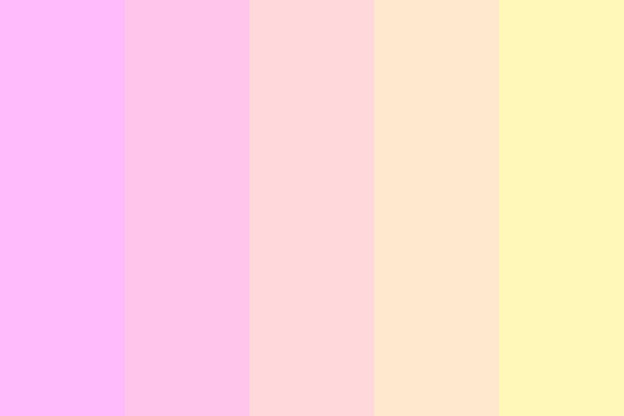Stolen Pinks Color Palette
