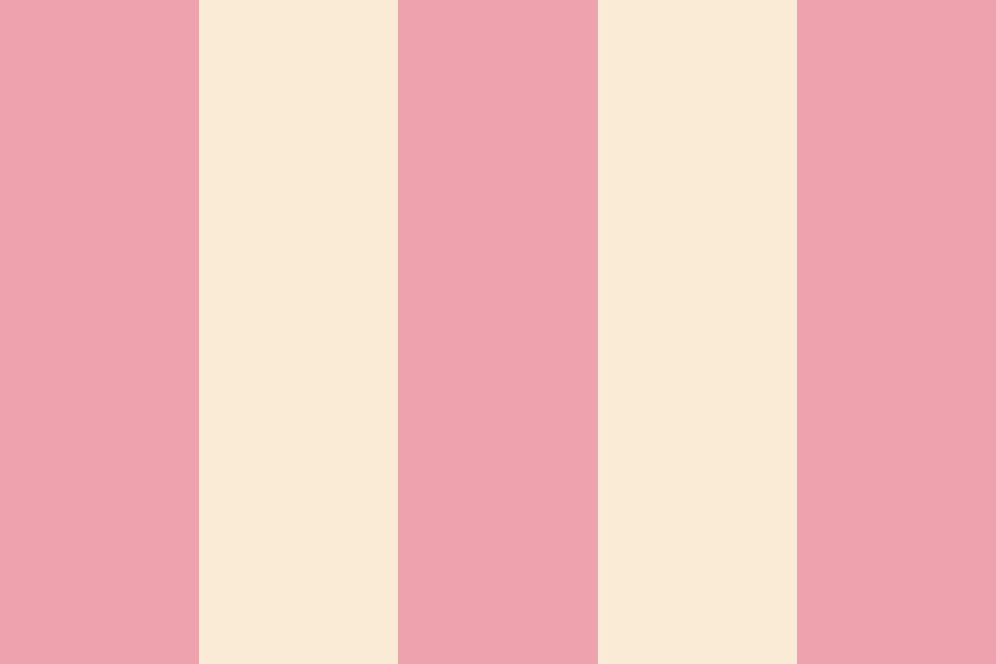 Strawberry And Cream Color Palette