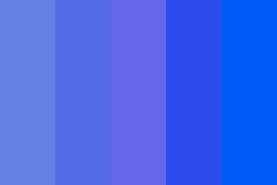 Stupid Sky Color Palette