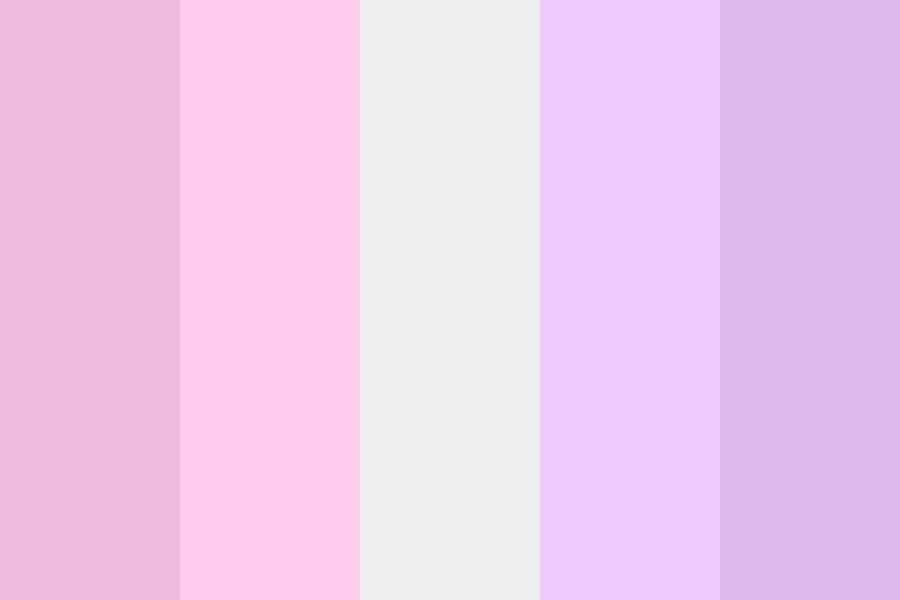 Subtle Suffering In Pink Color Palette