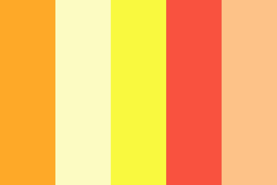 Summer Fun Color Palette