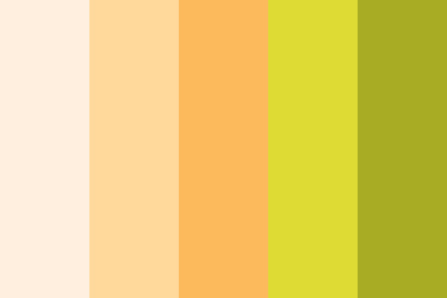 Summer Is Coming Color Palette