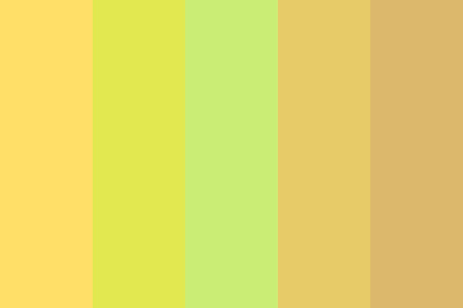 Summer Songs Color Palette
