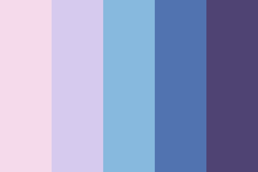 Summer When I Saw Your Face Color Palette
