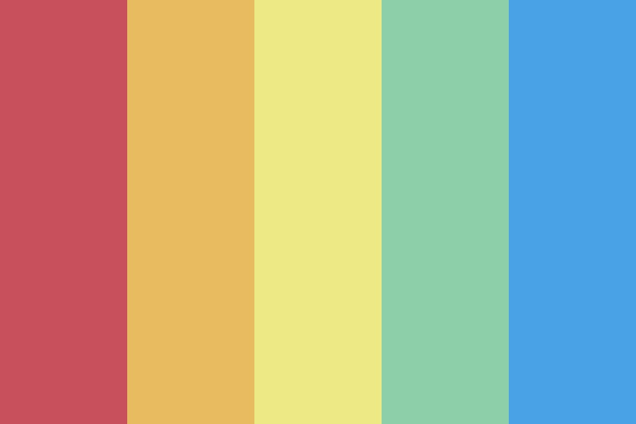 Summertime Color Palette
