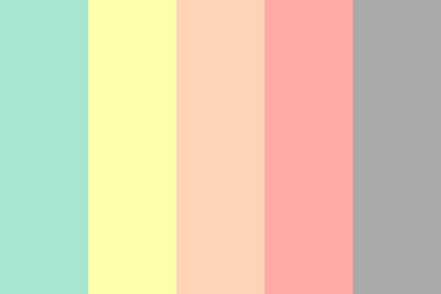 Summertimebaby Color Palette