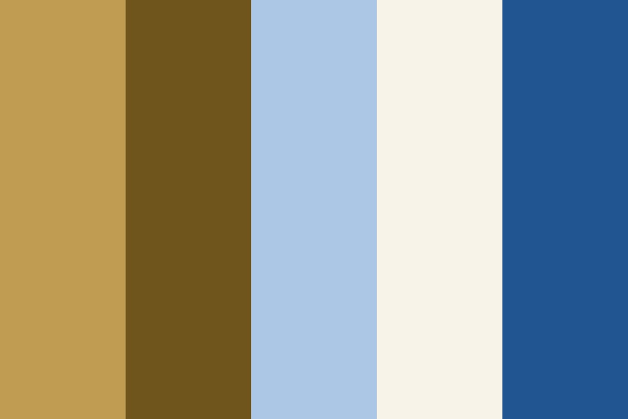 Sun And Sky Color Palette