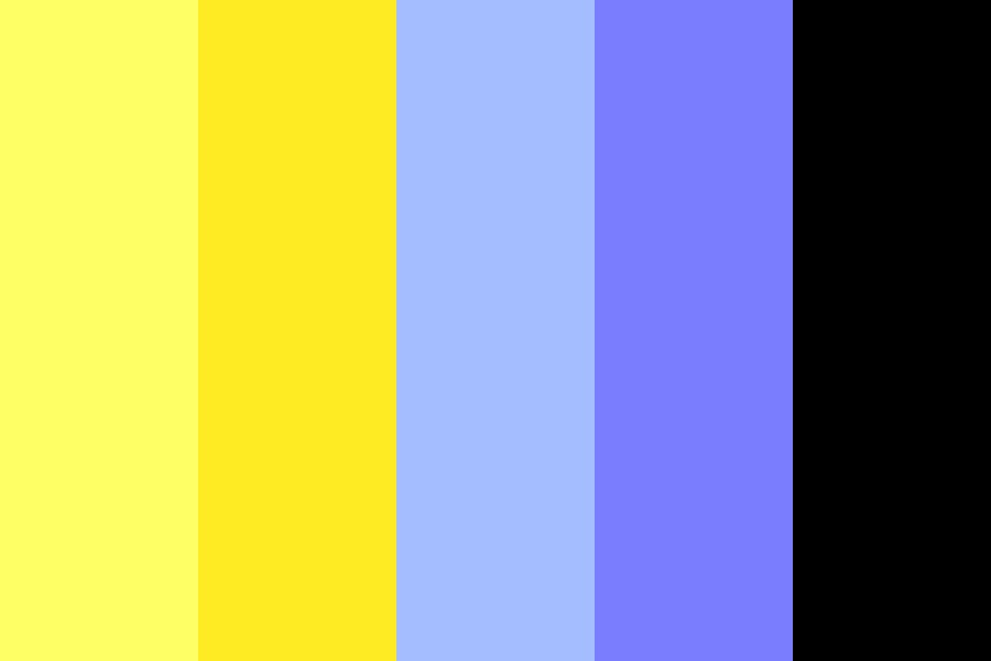 Sun In Your Eyes Color Palette