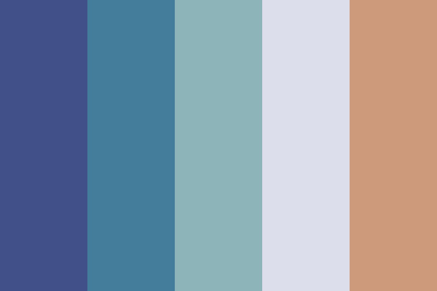 Sun Is Coming Color Palette