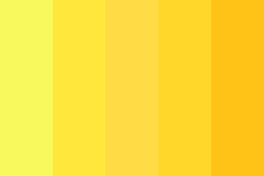 Sun Kissd Color Palette