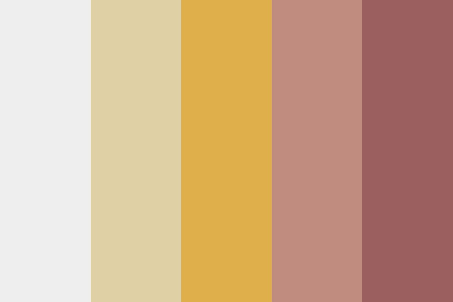Sunflower Seed Color Palette