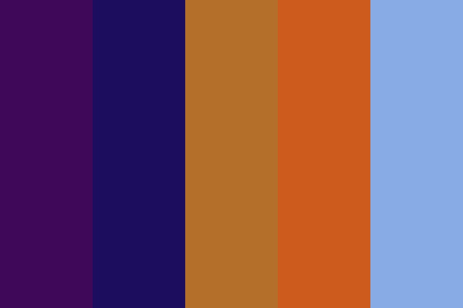 Sunsetsss Color Palette