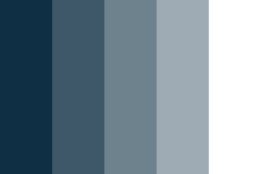 Susyblues Color Palette