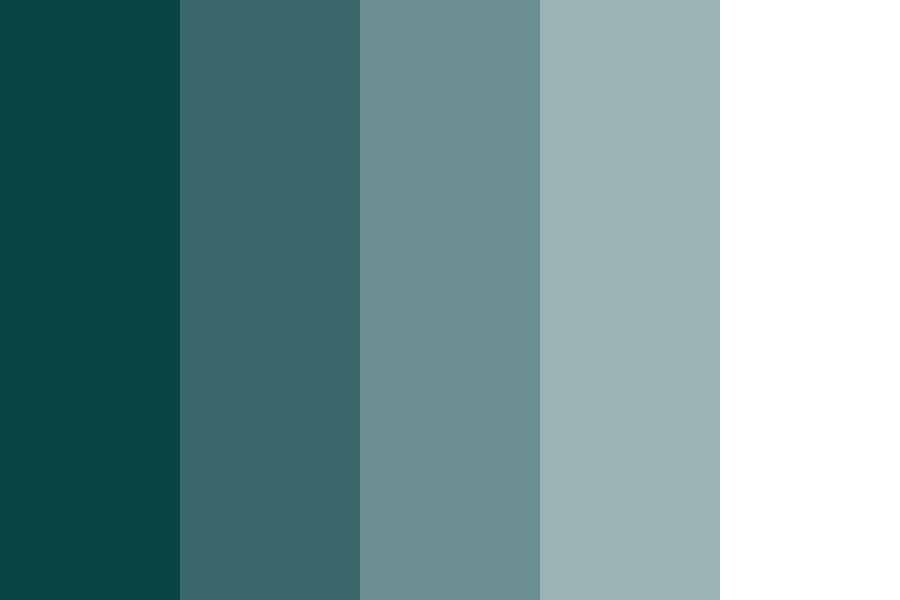 Susygreens Color Palette