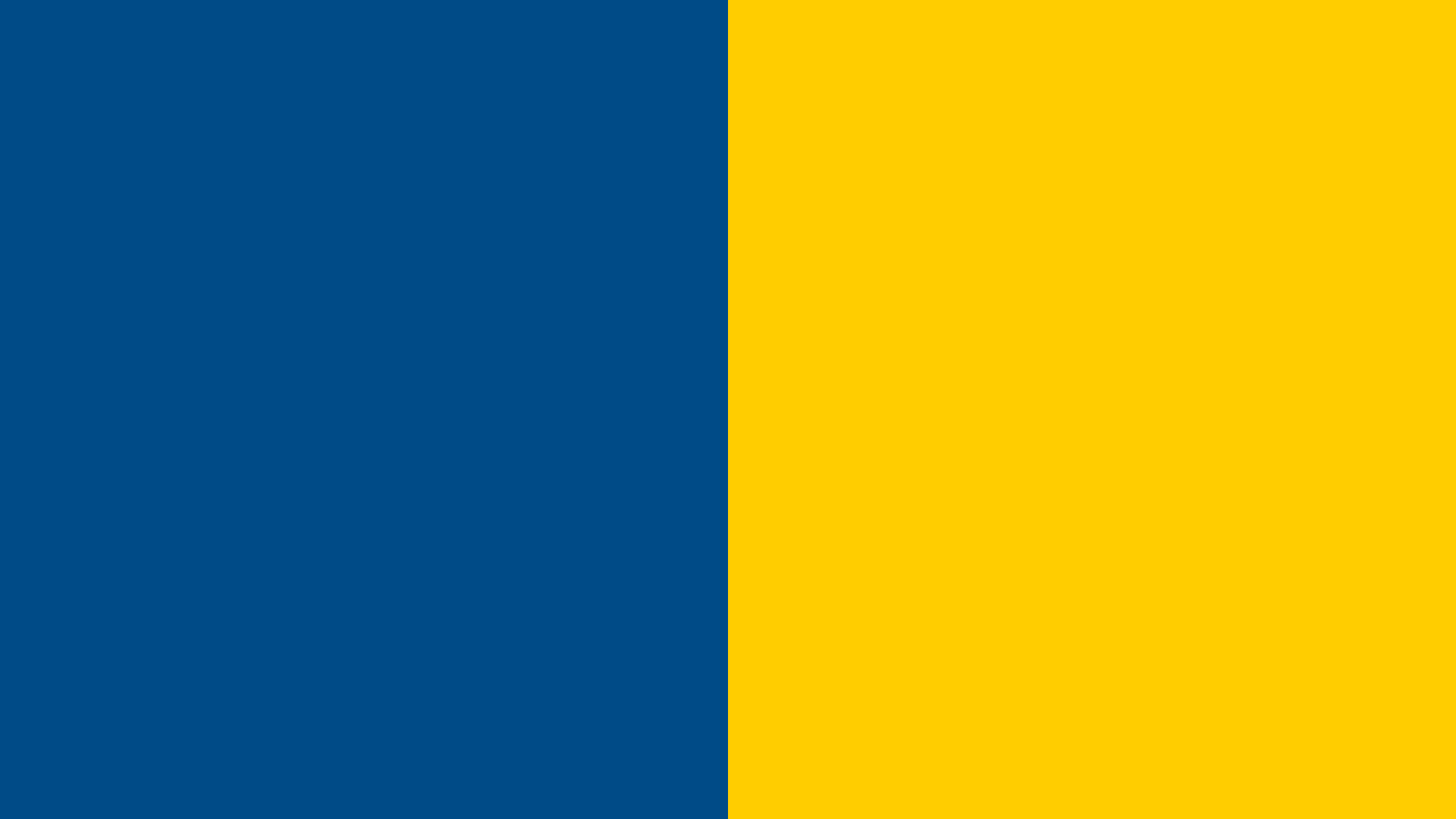 Sweden Flag Color Palette