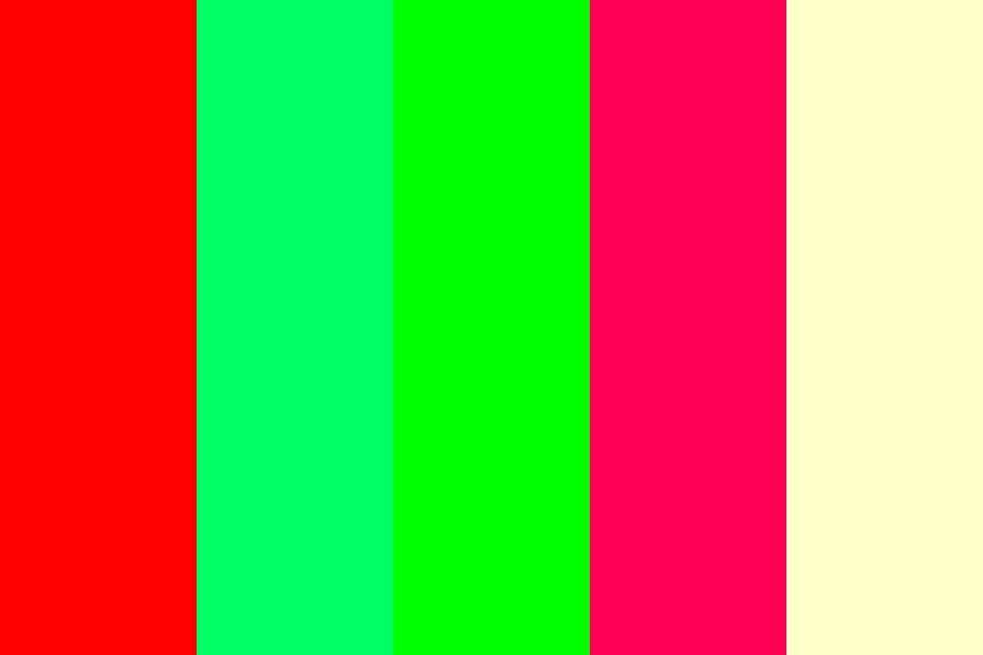 Sweetred Color Palette