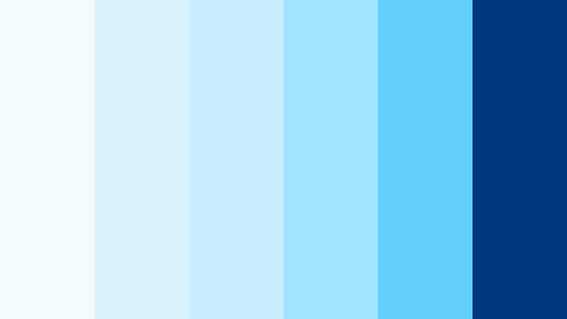 Swimming Away Color Palette