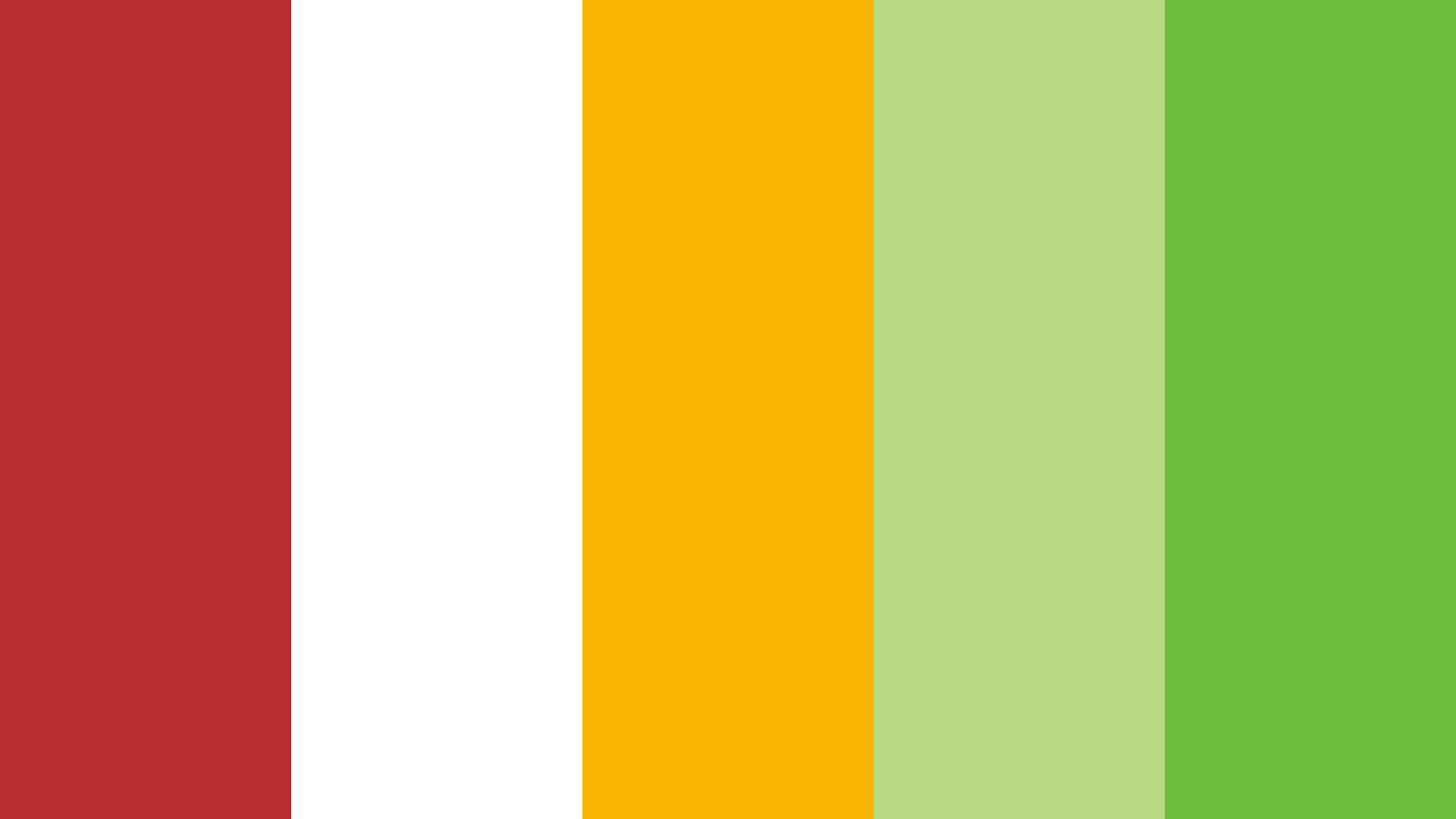 Taco Time Logo Color Palette