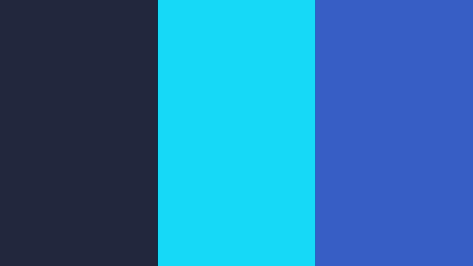 That s My Blue Color Palette