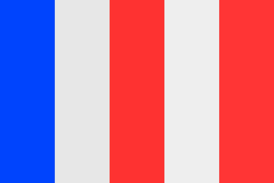 The American Flag Color Palette