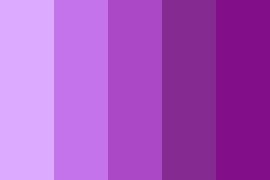 The Beautiful Aesthetics Of The Purple Tie Dye Of Mr Joel Shaner Color Palette
