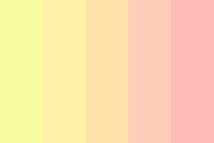 The Brightside Color Palette