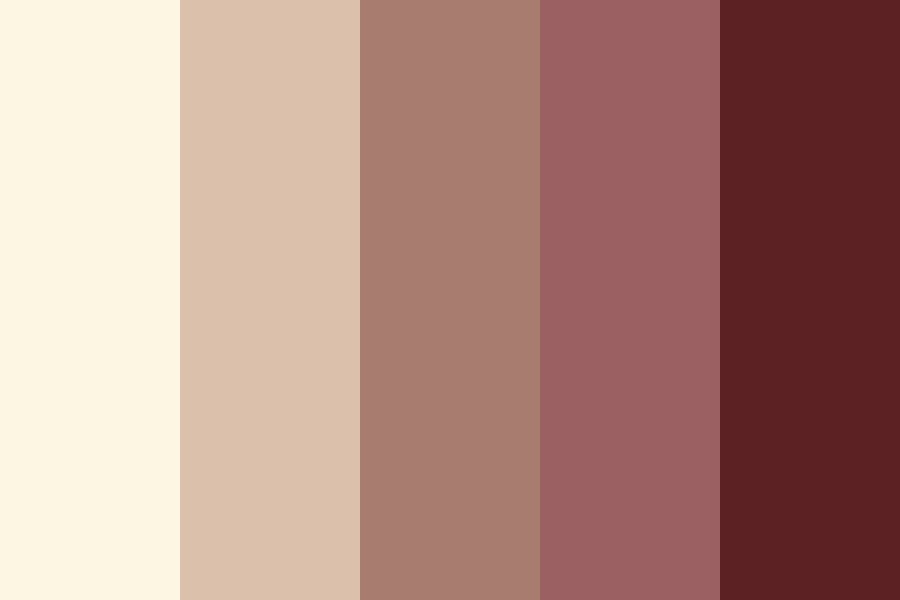 The Coffee Cat Color Palette
