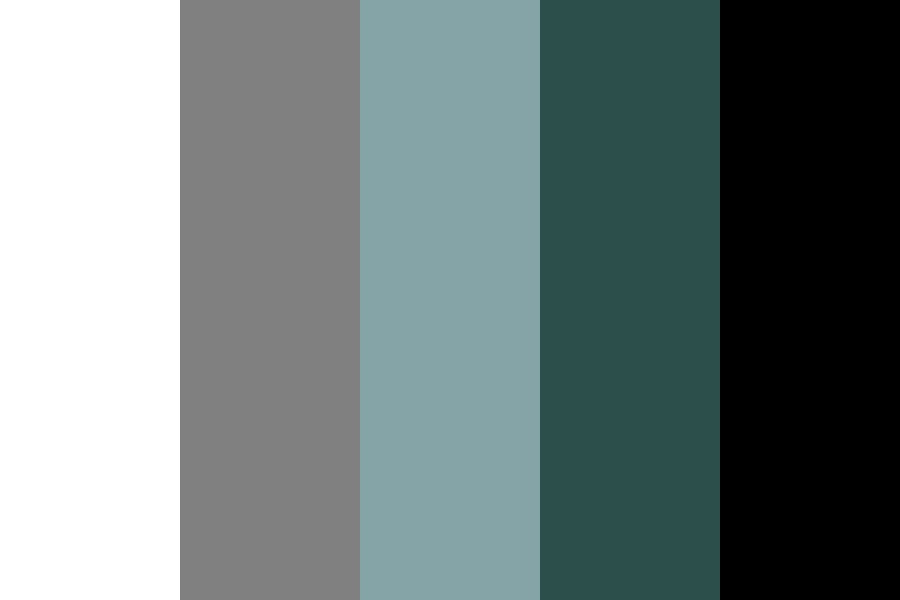 The Dark Side Of The Moon Album Color Palette