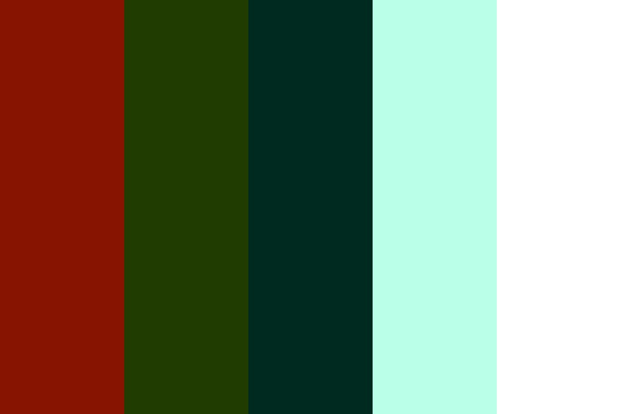 The Elements Muted Color Palette