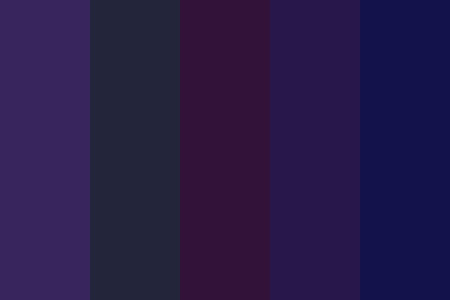The Galaxy Color Palette