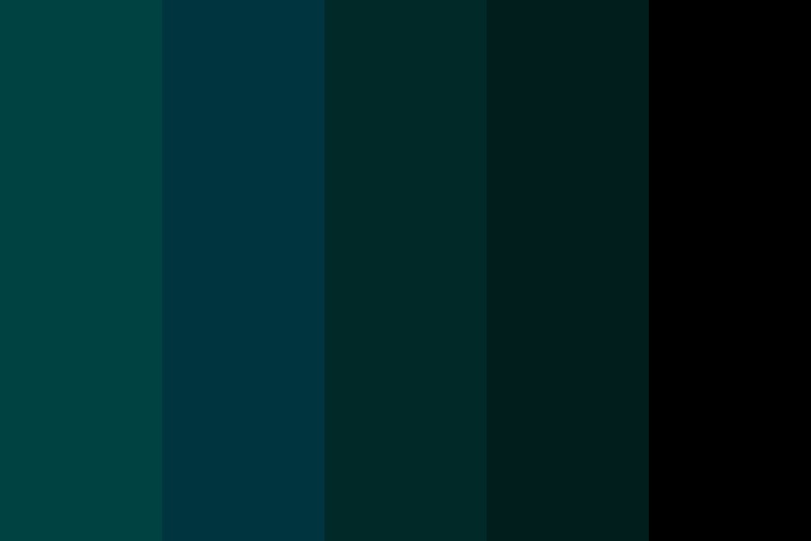 The Hanging Tree Color Palette