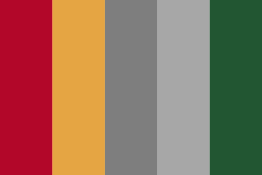 The Hermit Knight Color Palette