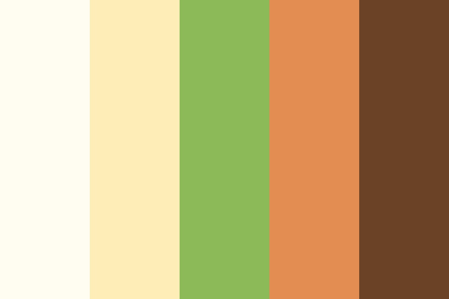 The Indian Wells Country Club Wedding Color Palette