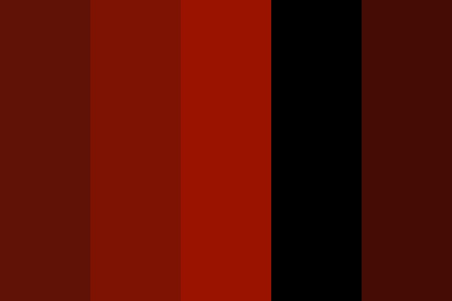 The Red Book Color Palette