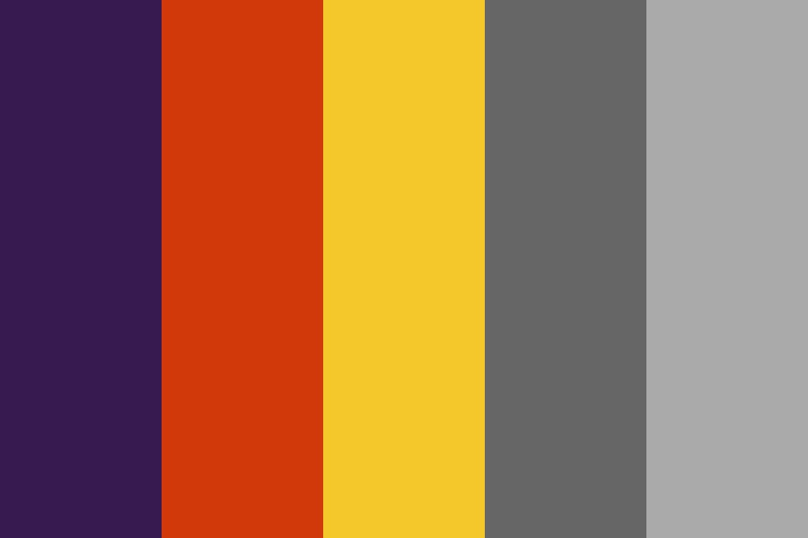 The Red P Nix Color Palette