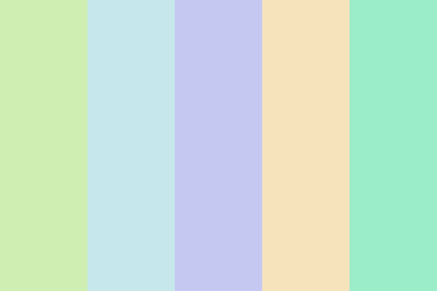 The Spring Color Palette