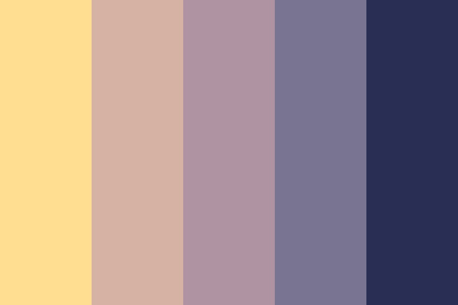 The Sun Loved The Moon Color Palette20125755