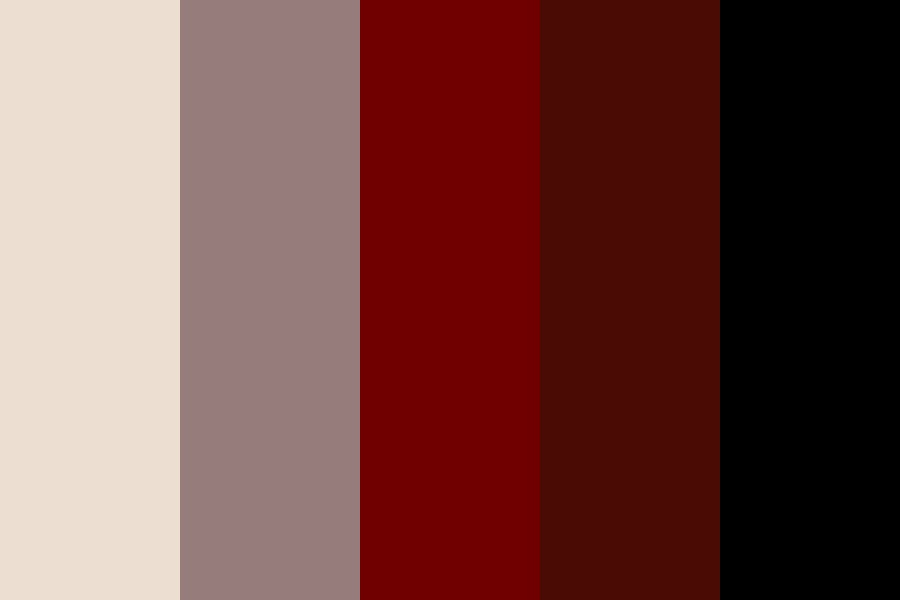 Themes Of Fall Color Palette