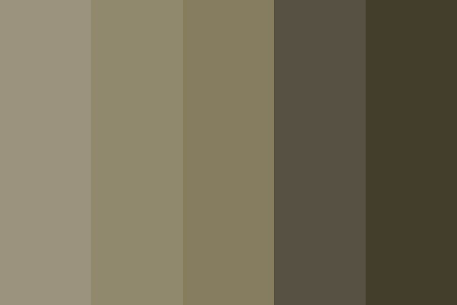Thewarmgreys Color Palette