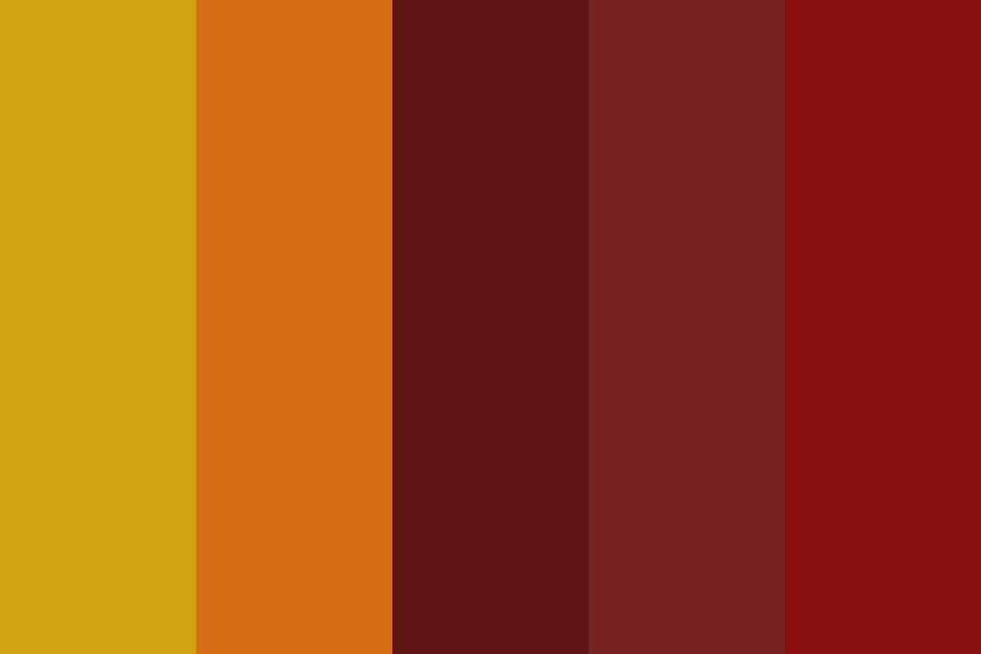 This Is Halloween This Is Halloween Color Palette