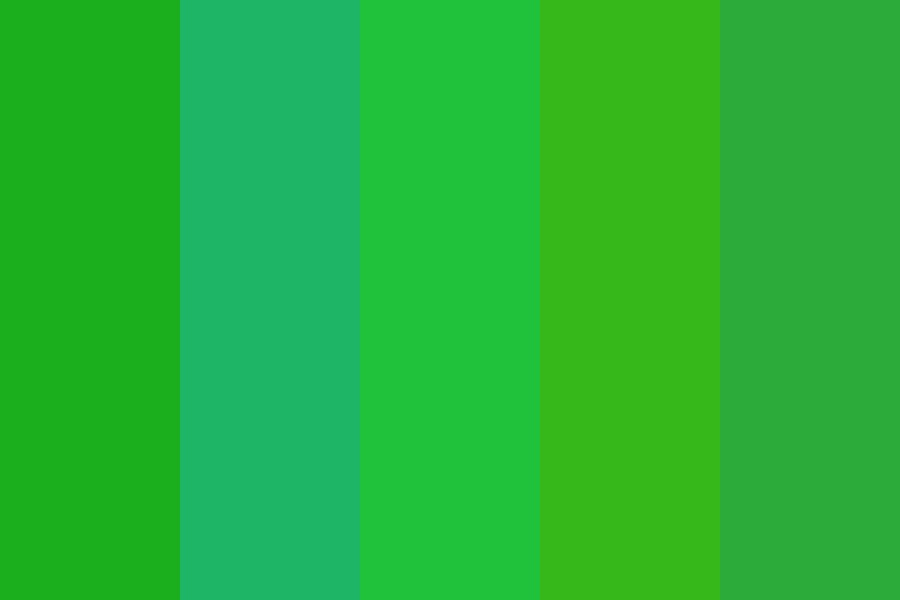 This Is Not Green Its Red Color Palette