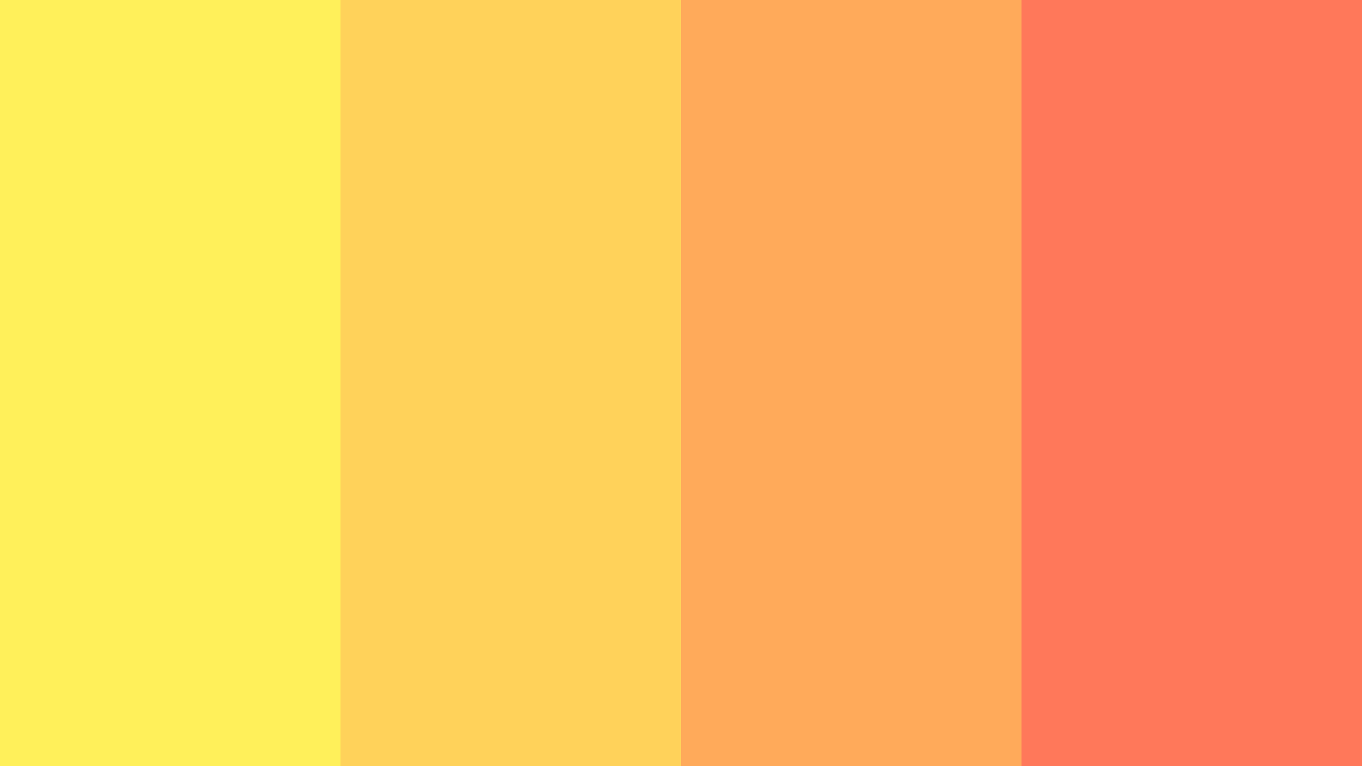Throw Me A Lil  Sun Color Palette