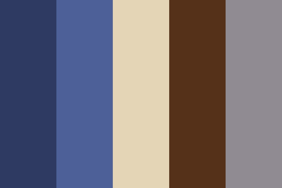 Thus Odin Appeared From Valhalla To Smite Texans Color Palette