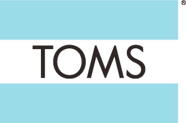 Toms Logo Color Palettes Hex and RGB Codes