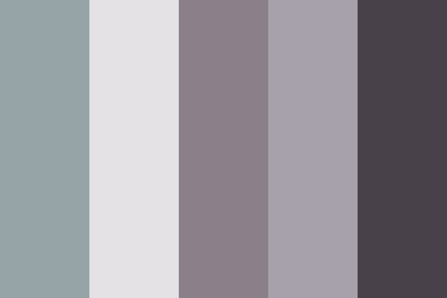 Tonights The Night Color Palette