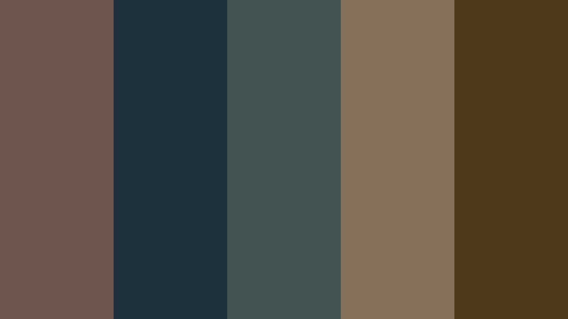 Too Dark In The Night Color Palette