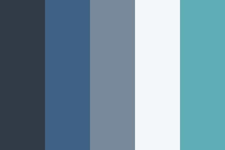 Too Modern Color Palette