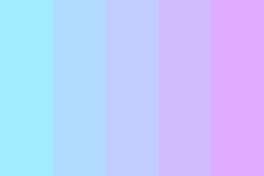 Too Tired Color Palette