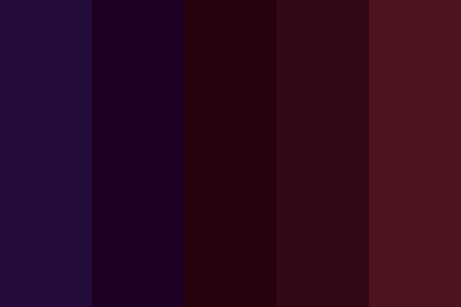 Torch Nights Color Palette