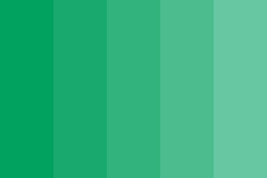 Tree Day Color Palette